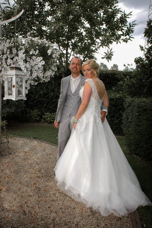 Wedding photography Kim and Bart