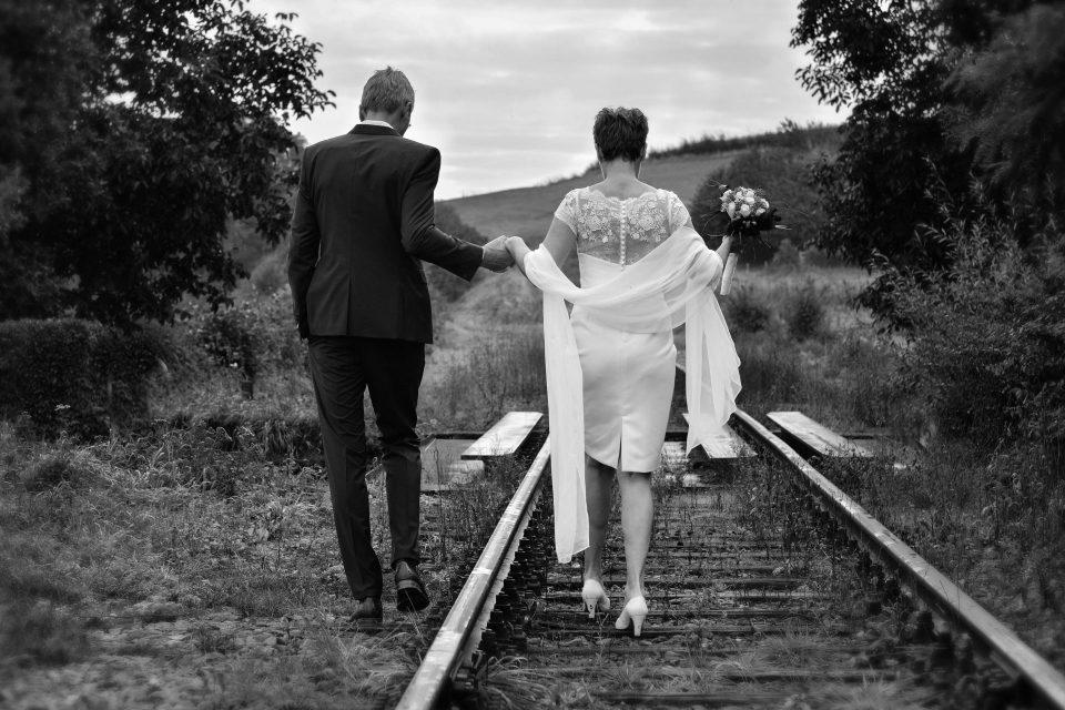 Wedding Dionne and Theo. Wedding photographer Dzidra Dubois.