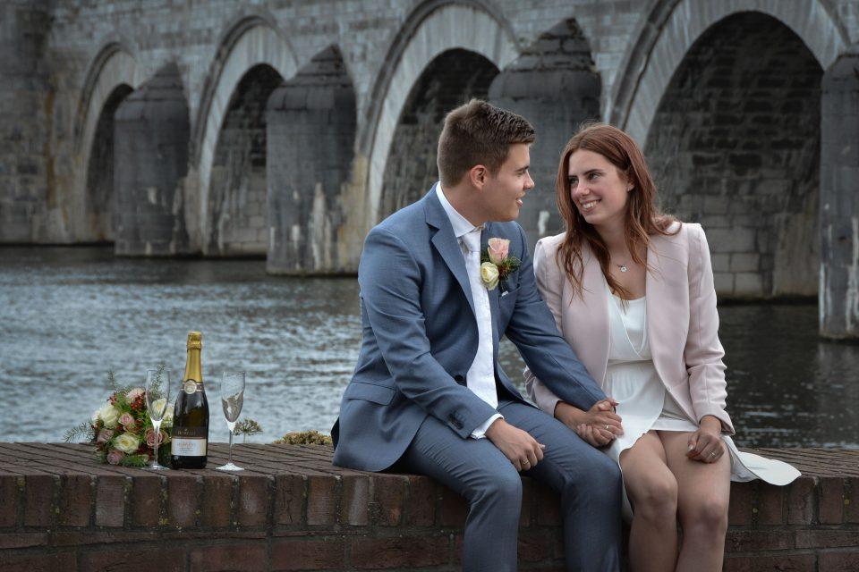 Wedding photography Esmee and Yvo