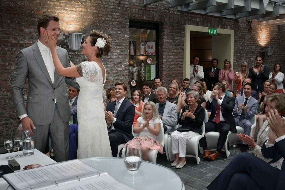Wedding photography Esther and Quirijn