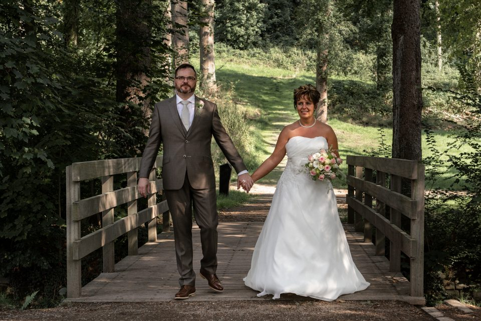 Wedding photography Bella and Hub
